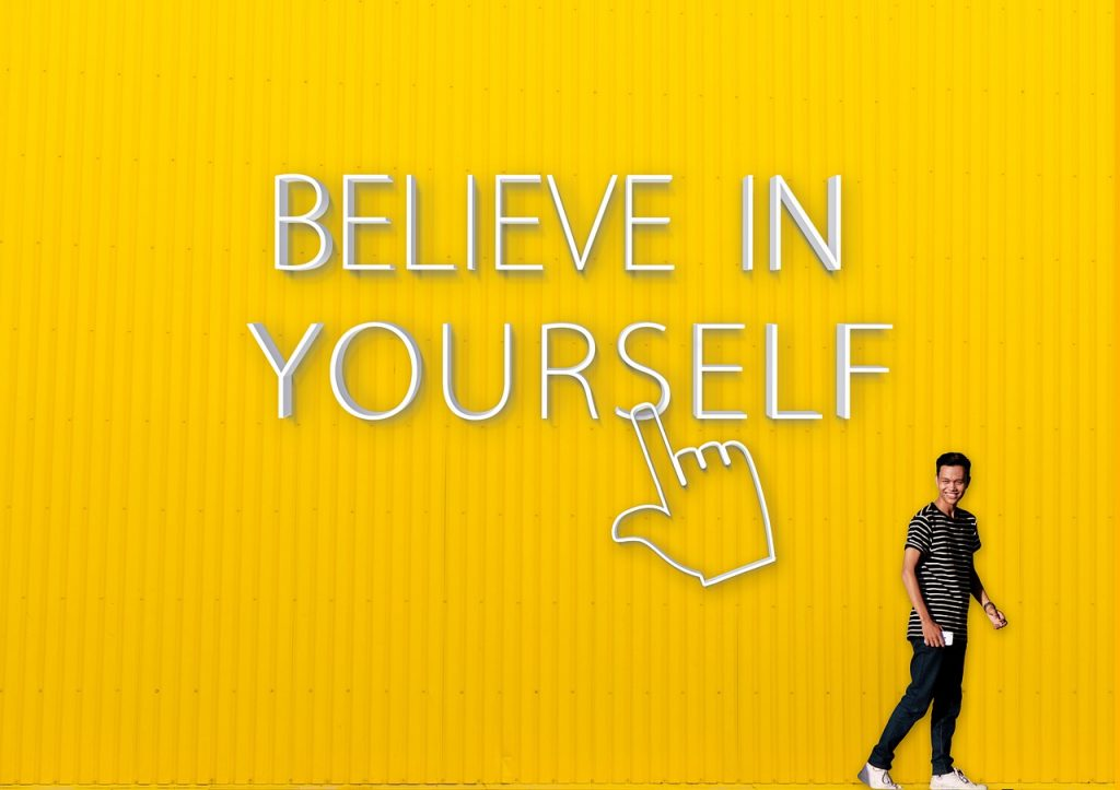 believe in yourself, quote, motivation